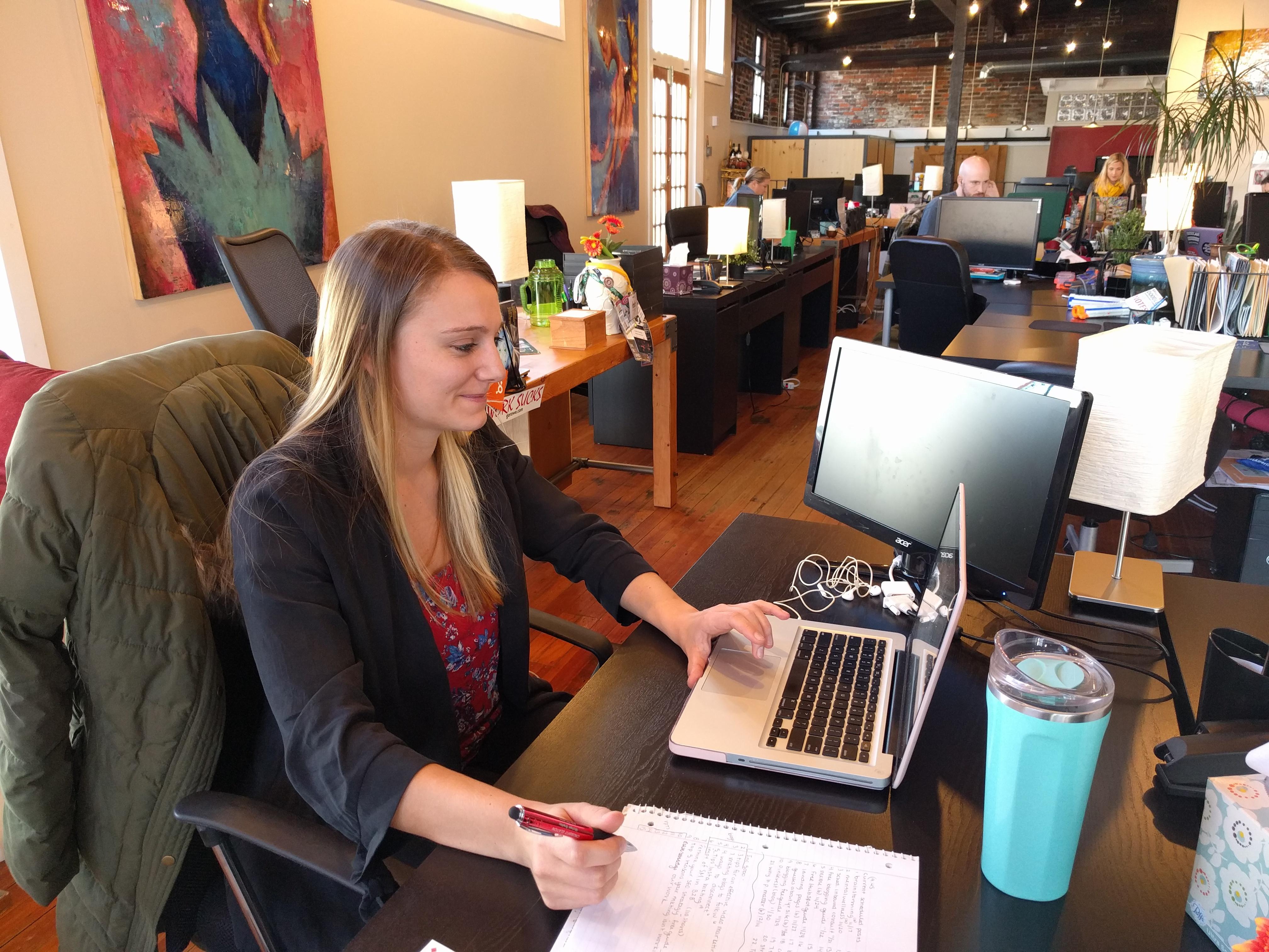 Aimee English - Stratus Interactive Marketing Intern