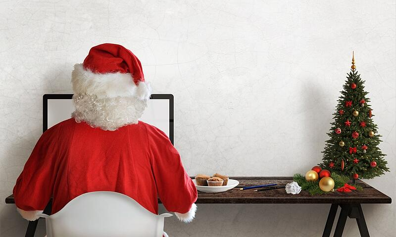 5 Reasons Why Santa Claus is a Master of Inbound Marketing.
